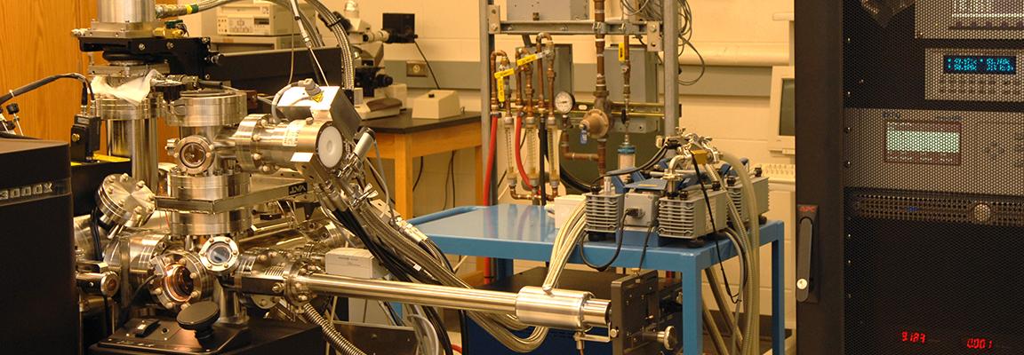 Facilities (Atom Microscope)