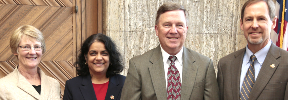 "Surya Mallapragada is inaugural ""Carol's Chair"" in Chemical and Biological Engineering"
