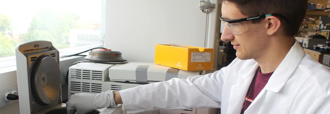 CBE's BioMAP undergrad research program accepting applications beginning January 3