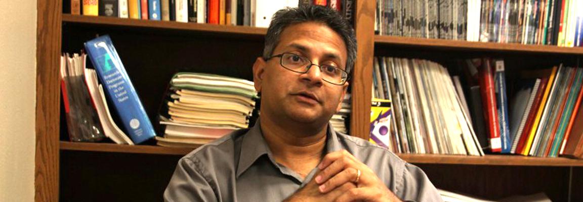 CBE's Balaji Narasimhan named Anson Marston Distinguished Professor