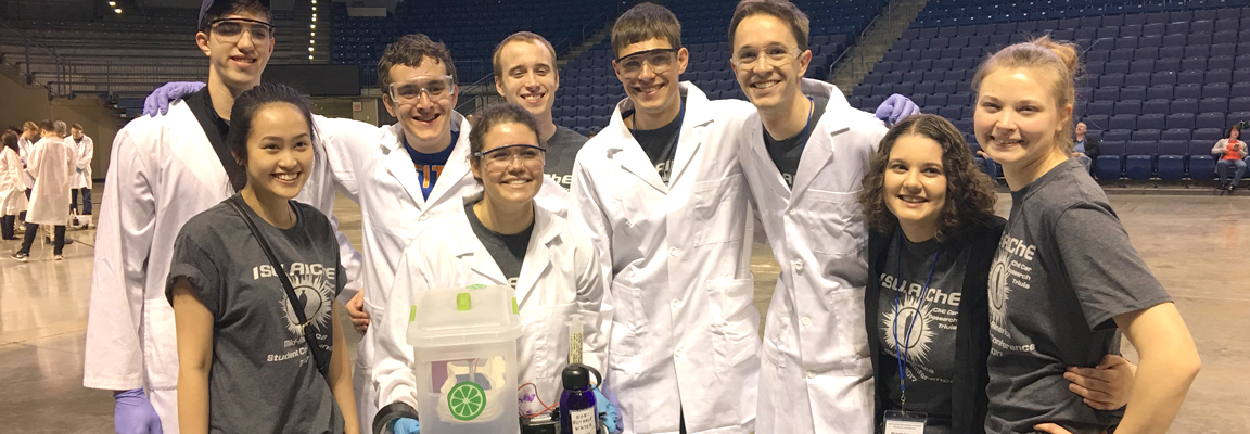 ISU Chem-E Car team advances to nationals; part of strong regional student conference effort