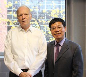 Wu and Kurt Hebert