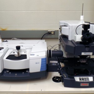 FTIR-Microscope