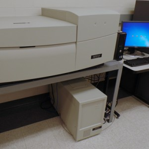 Fluorescent Scanner